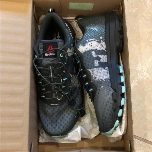 0a7b76eccace New Rebook all terrain thunder 2.0 spartan shoes